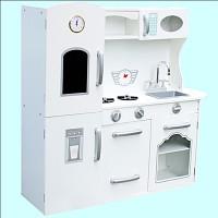 Kinderküche Weiß Spielküche Küche Retro Shabby Chic