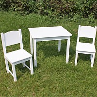 Kindersitzgruppe Tisch und 2 Stühle