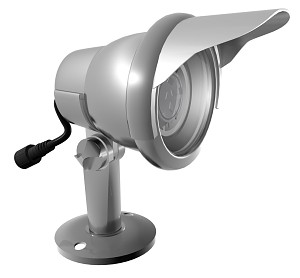 Easy Connect® Strahler Opti. 20 Alu geputzt