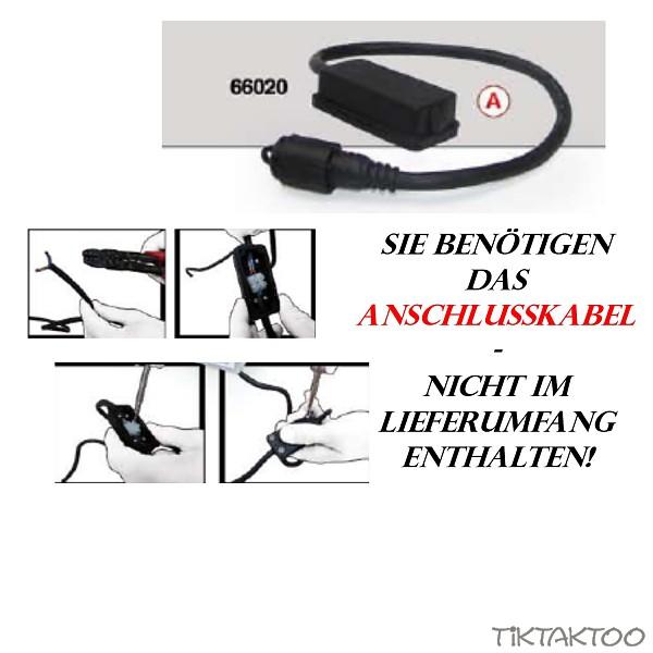 easy connect adapter f r vorhandene elektroger te 66020 ebay. Black Bedroom Furniture Sets. Home Design Ideas