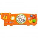 Bär Wandspiel Wand-Spieltafel