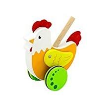 Watscheltier Huhn