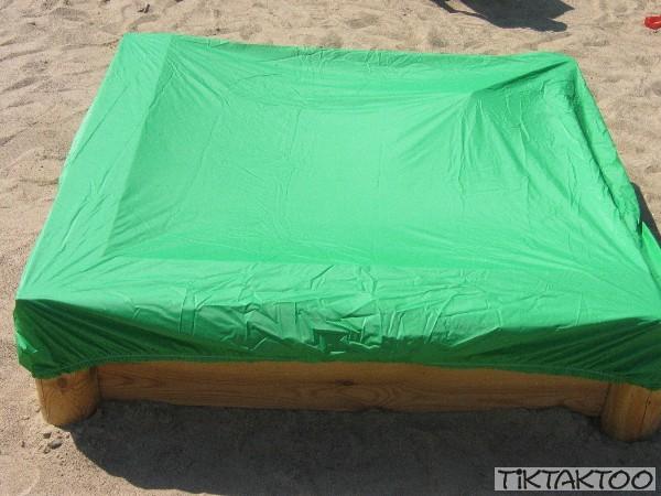 couverture bac a sable couvert b che a 1 30 m sandbox ebay. Black Bedroom Furniture Sets. Home Design Ideas