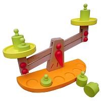 Holz - Waage Balancewaage