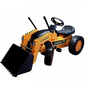 Kindertraktor Frontlader Loader Traktor Trekker Kinder Trettraktor Pedaltraktor
