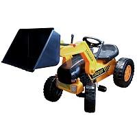 Profi Kindertraktor Frontlader orange ab 3 Jahre