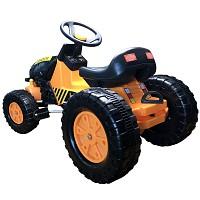 Profi Kindertraktor orange ab 3 Jahre