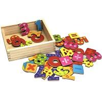 Magnet-Zahlen 40tlg. Rechnen lernen Grundschule