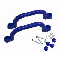 Handgriffe blau 250 x 75 mm (2 Stück) Kunststoffgriffe
