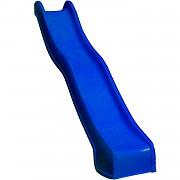 Wellenrutsche 3 00 m blau