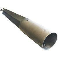 Bodenhülse Ø121mm zum Einbetonieren