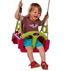 Schaukelsitz 3 in1 Kinderschaukel Schaukel Babyschaukel Babyschaukelsitz Kinder