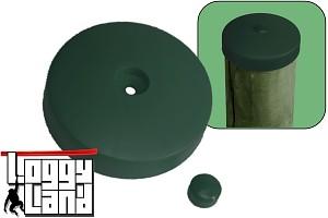 Kunststoff-Abdeckkappe 160mm für Pfosten