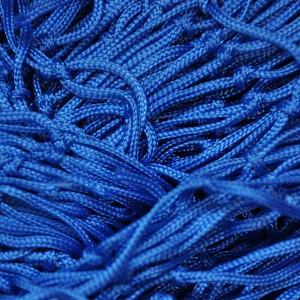 Deko Netz 1m x 3m blau Maschenweite 50 x 50mm PP