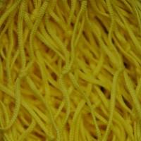 Deko Netz 1m x 3m gelb Maschenweite 50 x 50mm PP