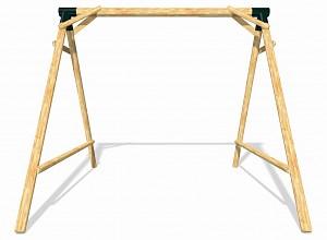 LoggyLand Grundgerüst für das Spielplatz Set VOYAGE Höhe: 2,60 m