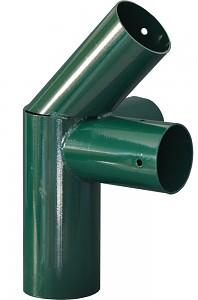 LoggyLand Dachkupplung links Rohrverbinder Schaukelverbinder Rohrverbindungsstück
