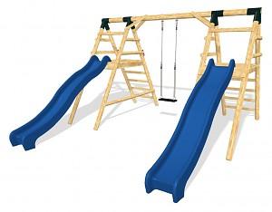 LoggyLand Spielplatz Set SPEED