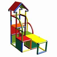 Moveandstic Cara - Kletterturm multicolor