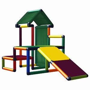 Move and stic Mein erstes Spielhaus Nemo multicolor