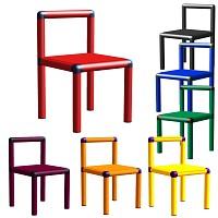MAS-Stuhl in verschiedenen Farben erhältlich