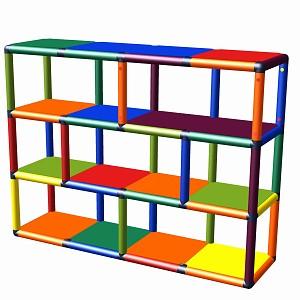 Moveandstic Spielzeug Regal Biona