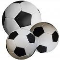Soft-Fußball-Set 2x Ø10cm und 1x Ø18cm