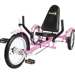 MOBO TRITON 3 Wheel Cruiser pink