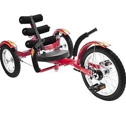 MOBO MOBITO 3 Wheel Cruiser red