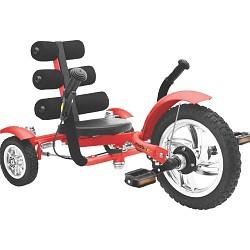 MOBO Mini 3 Wheel Cruiser red