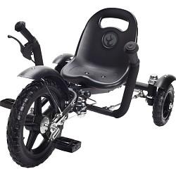 MOBO Tot 3 Wheel Cruiser black