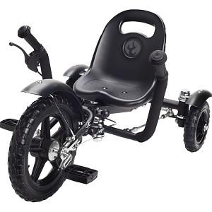 Mobo Tot Liegebike Kinder Dreirad Trike Liegedreirad Liegefahrrad schwarz