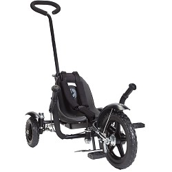 Mobo Total Tot 3 Wheel Cruiser schwarz