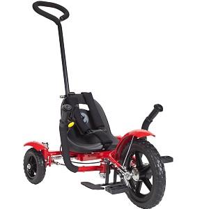 Mobo Total Tot Liegebike Kinder Dreirad Trike Cruiser Liegedreirad Liegefahrrad ro