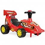 Rutscher Formel 1 Rennauto Racing Car aus Kunststoff