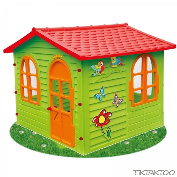 xxl spielhaus bird gartenhaus kinderspielhaus tiktaktoo. Black Bedroom Furniture Sets. Home Design Ideas
