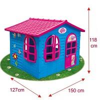 Kinderspielhaus Gartenhaus Spielhaus für Kinder