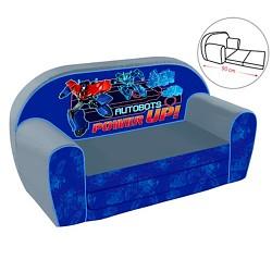 Kindersofa Transformers Klappsofa für Kinderzimmer