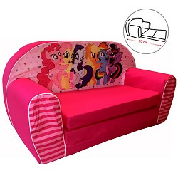 Kindersofa My little Pony Klappsofa für Kinderzimmer