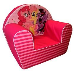 Kindersessel My Little Pony Sessel mit Schaumstoffkern