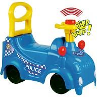 Rutscher Rutschfahrzeug Polizei