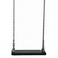 Rubber Swing Seat black 3.00m