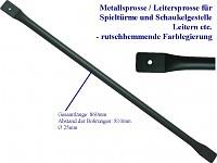 leitersprosse metallsprosse f r spielpl tze 86cm tiktaktoo. Black Bedroom Furniture Sets. Home Design Ideas