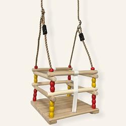 Wodden Baby & Toddler Swing Seat
