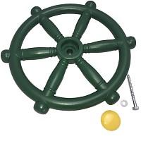 Steuerrad für Spielturm grün Lenkrad Schiffslenker Piratenschiff Baumhaus Pirat