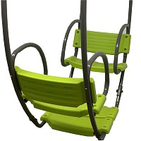 Cocoon Doppelsitzschaukel TikTakToo Loggyland