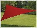 Sonnensegel Dreieck 3.3x3.3x3.3 m in verschiedenen Farben