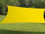 Sonnensegel gelb