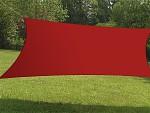 Sonnensegel rot