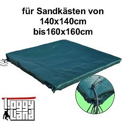Sandkasten-Abdeckung Schutzhülle Abdeckplane Austronet 203